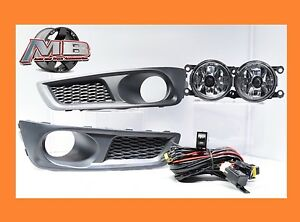 Details about 2010 2011 2012 Subaru Legacy BM9 Fog Lights Clear Lamp Kit  Bulbs Wiring Switch