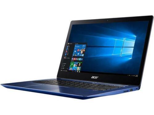 Acer Swift 3 (SF314-52-50T6) 14″ Laptop, 8th Gen Core i5, 8GB RAM, 256GB SSD