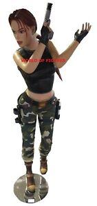 Tomb Raider-Angel of Darkness * 1:1 Full-Life-Size Statue * auch Mist Oxmox * NEU