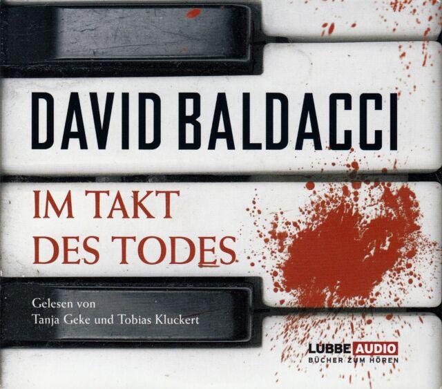 DAVID BALDACCI : IM TAKT DES TODES / 6 CD-SET (HÖRBUCH)
