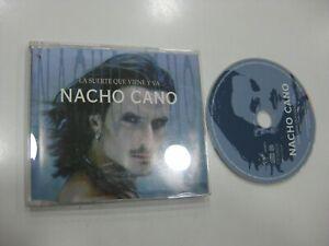 Nacho Cano CD Single Spanisch Die Glück Als VA Y Wird 1997 Promo