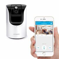 Zmodo ZH-IZV15-WAC 720p Wireless IP Network Surveillance Camera (Silver)