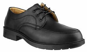 Toe Amblers Uk5 Mens Office Fs65 Industrial Gibson Shoes Steel 14 Safety Cap nxUtvqSUX