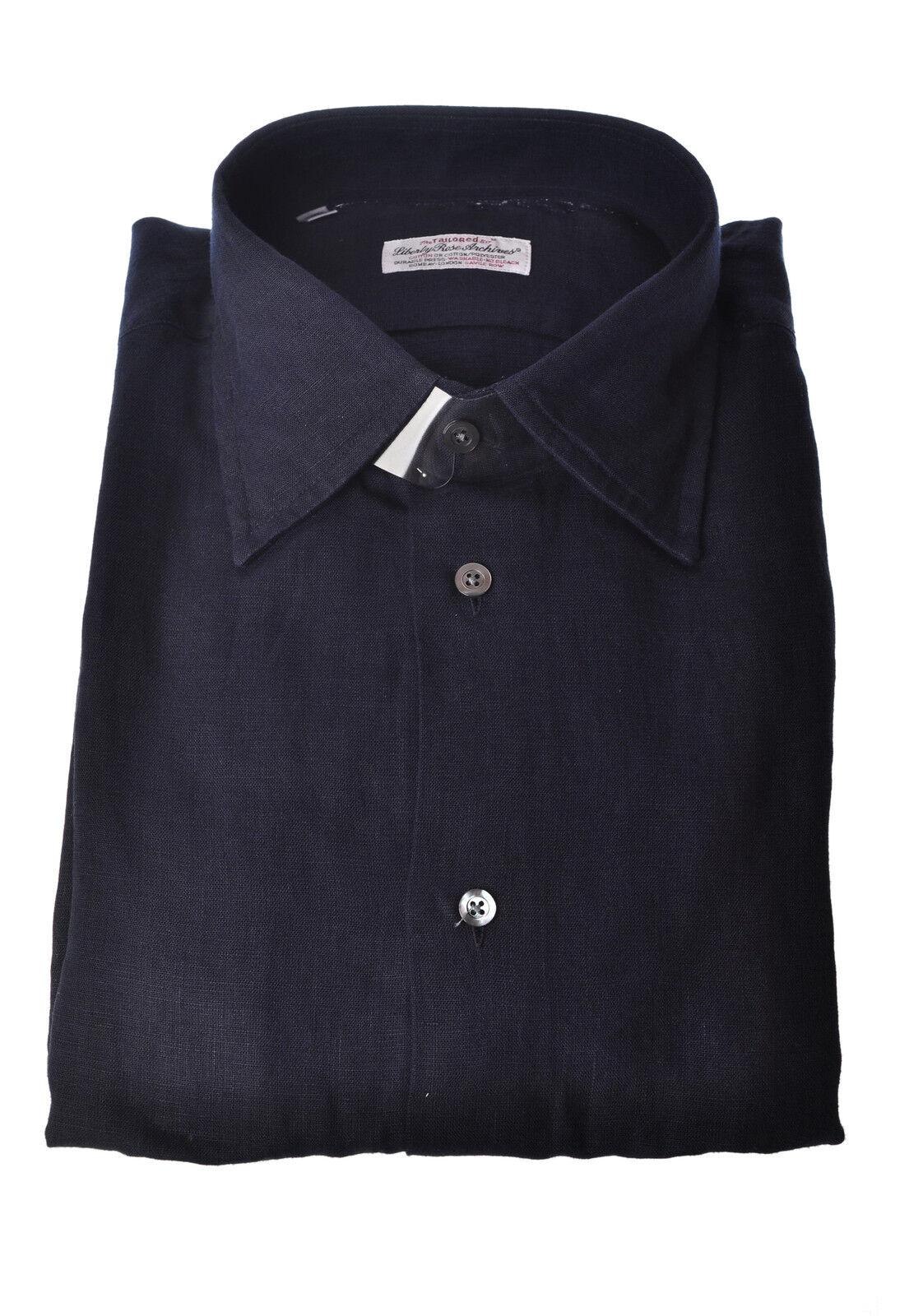 Liberty Rose - Blusen-Shirt - Mann - Blau - 3463717D184435