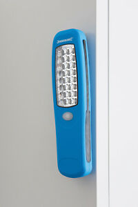 Torcia magnetica con 24 LED Silverline 564789