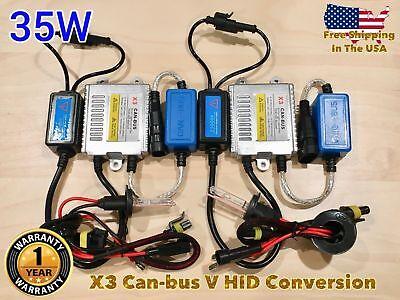 LOW BEAMS H11 35W CANBUS EVO1 XENON HID KIT NO ERROR FOR HONDA LEXUS NISSAN B