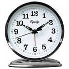 Equity by La Crosse WindUp Loud Bell Alarm Clock, New, Free Shipping