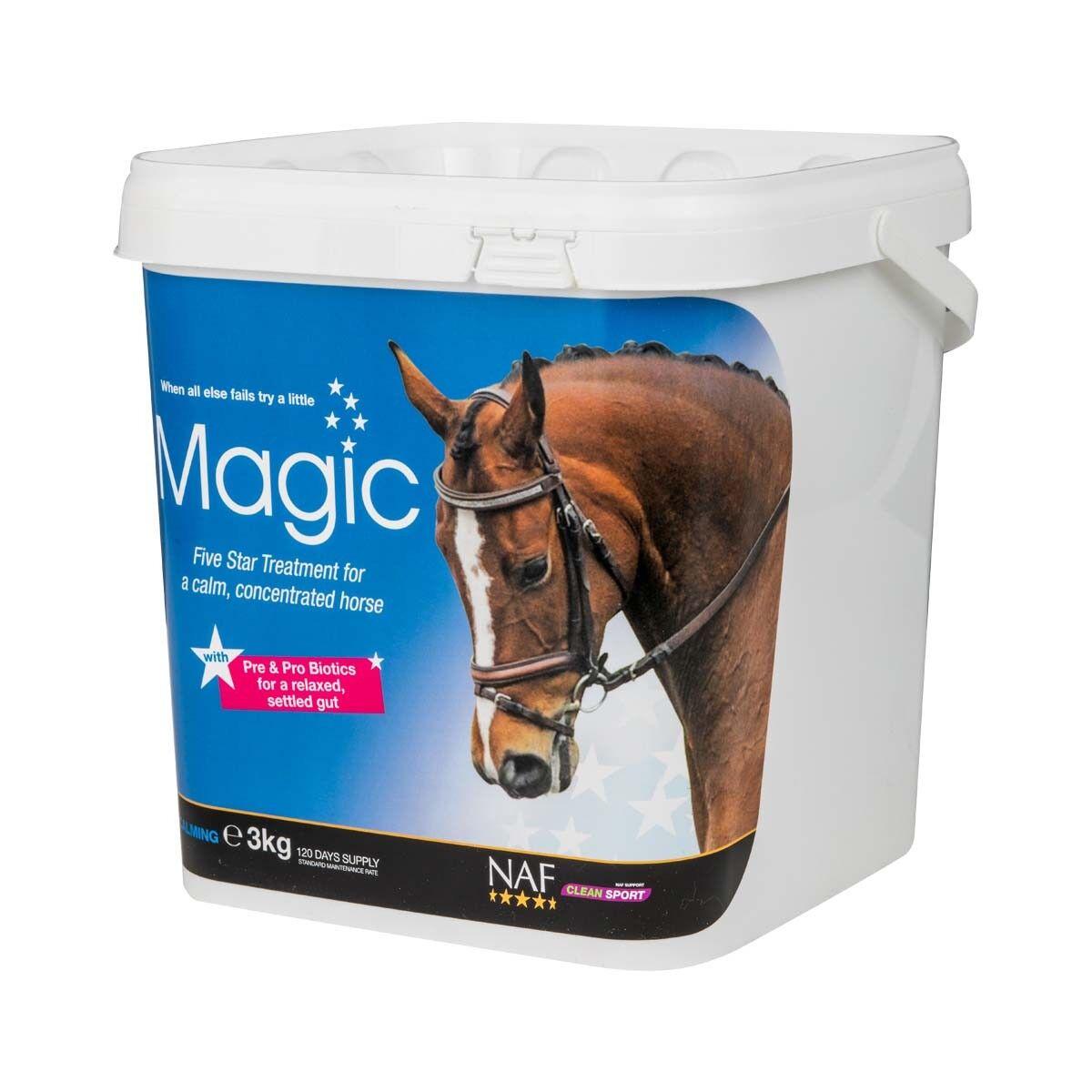 NAF 5-Star Magic Powder For Horses 3kg