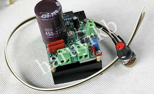 12V 24V 48V 110V DC Motor Speed Controller PWM MACH3 Spindle Control Board new