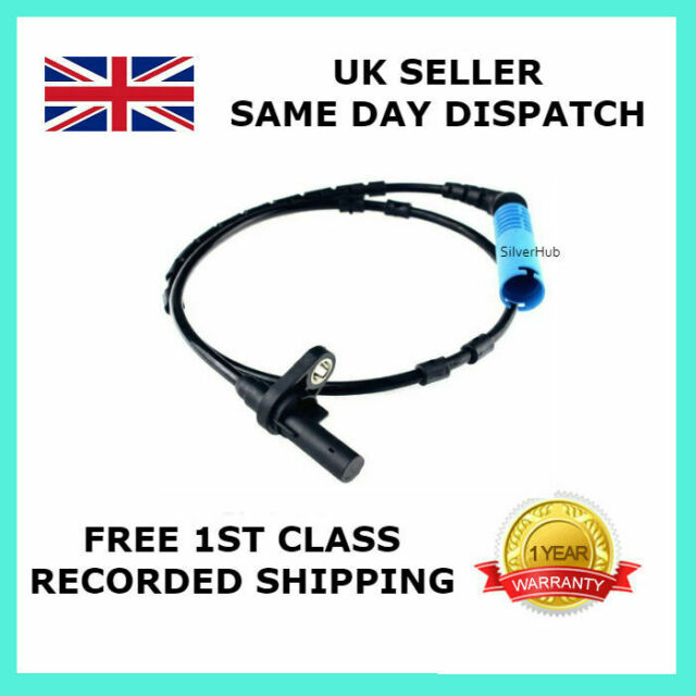 NEW ABS WHEEL SPEED SENSOR REAR LEFT//RIGHT FOR BMW X3 E83 34523405907 2004-2017