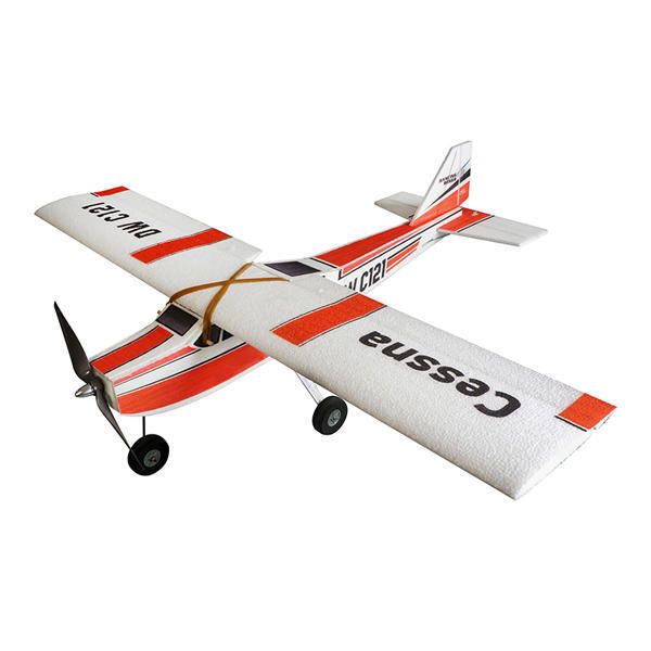 Cessna 960mm Wingspan EPP  Polywood Training RC Airplane KIT A  negozio online
