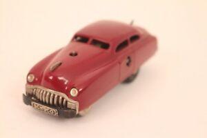 Schuco-Varianto-Limo-3041-Auto-PKW-Oldtimer-rot-rar-Fernlenkauto-Blechspielzeug