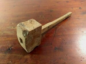 Collectable-Vintage-Wooden-Mallet