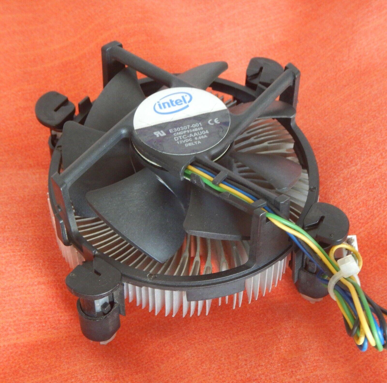 + Fan Heatsink Intel socket 775 core quad duo low profile copper core