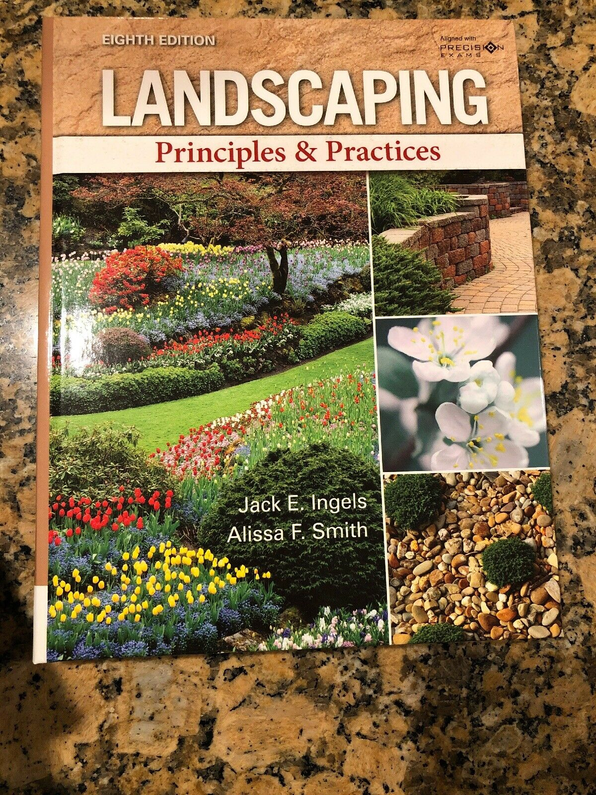 Landscaping Principles And Practices By Jack Ingels And Alissa Smith 2018 Hardcover Revised Edition For Sale Online Ebay