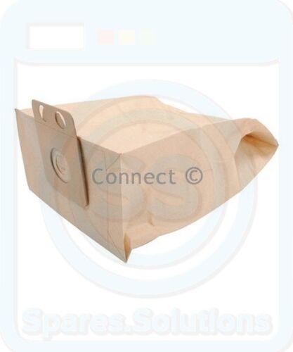 Sacs pour aspirateur pour Nilfisk Backuum GA100 Family CDF2000-Pack de 10-GD type