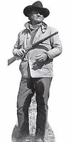 John Wayne True Grit Rifle Western Movie Lifesize Standup Cardboard Cutout 174