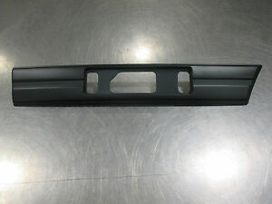 Mazda RX-7 1986-1988 New OEM exterior front right side molding FB01-50-910