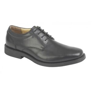 tredflex winstonian mens casual smart padded leather lace
