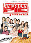American Pie: 3 Movie Pie Pack (DVD, 2005, 3-Disc Set, R-rated version/Full Frame)