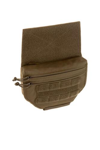 Warrior Assault System Drop Down Velcro Utility Pouch Ranger Green
