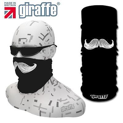 Hiking GIRAFFE Multifunctional Headwear Tunnel Tube Bandana for Motorbike Running Triathlon Ski Climbing Bike Snowboard GIR372 Cycling