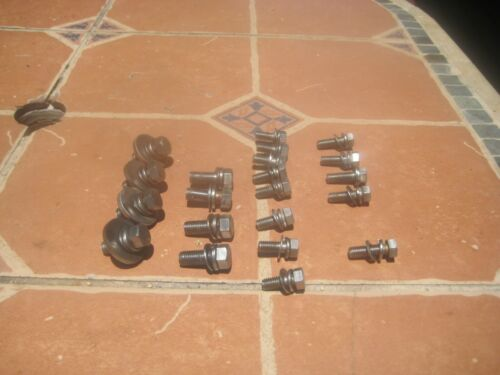 Kawasaki 650 750 SX X2 TS SS JETMATE Engine Motor Mount Hull Bearing Bolt Kit