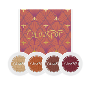 Authentic-COLOURPOP-Zingara-Foursome-Eyeshadow-Quad-Kit