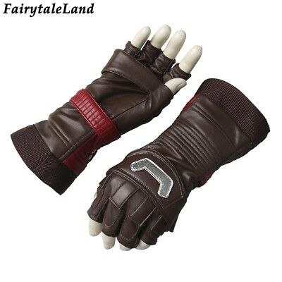 Avengers 2 Age of Ultron Captain America Cosplay superhero Cycling gloves