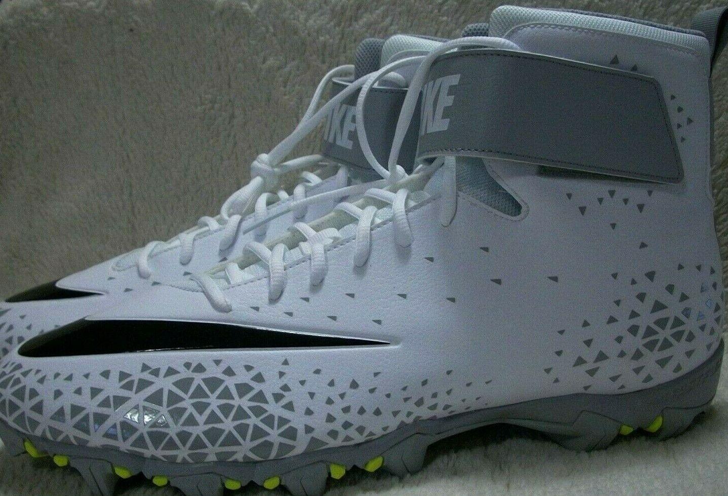 Nike Force Savage Shark 880109 105 Men's Size 16