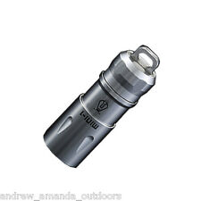 Holiday Sale: Jetbeam MINI-1 Titanium Keychain Flashlight - Quantity Limited