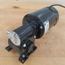 Bodine 42a5bepm 5n Gearmotor 316 14 Hp 180 250 Rpm 90v 130v 101