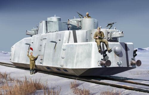 Hobbyboss 85516-1:35 Soviet MBV-2 late KT-28 GUN Neu