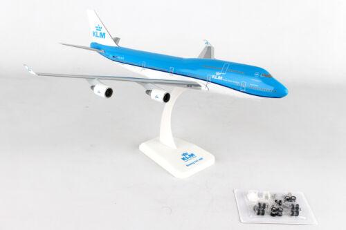 Hogan Wings KLM Boeing 747-400 HG10123G 1//200 W//Gear Reg# PH-BFT New