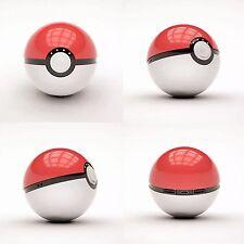 Pokemon Go Poke Ball Shape 12000mAh Power Bank USB LED External Battery Charger