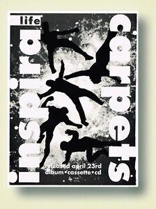 Inspiral-Carpets-Life-Poster