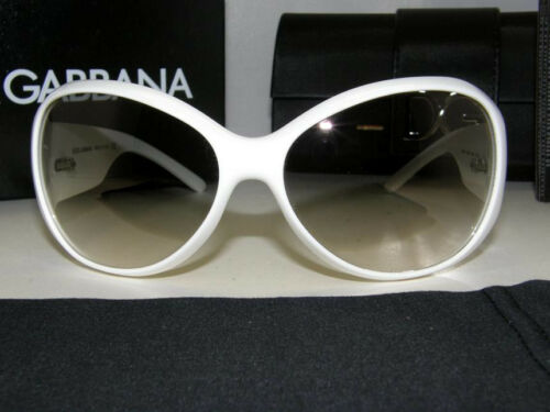 New Authentic Dolce/&Gabbana Sunglasses DG 6041 508//32 DG6041 Made In Italy