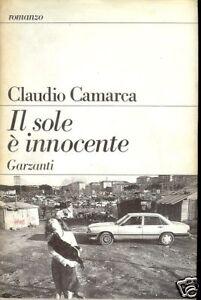 Claudio-Camarca-IL-SOLE-E-INNOCENTE-1A-EDIZ