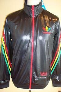 Marley 62 Jacket Rasta Large Top Bob Adidas Superstar Chile Track wvzYAqI