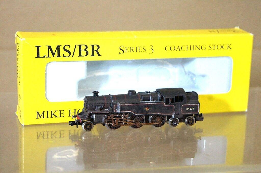 Graham Farish 1656 Kit Costruito Mike Howarth Br 264 classee 4MT Serbatoio Loco
