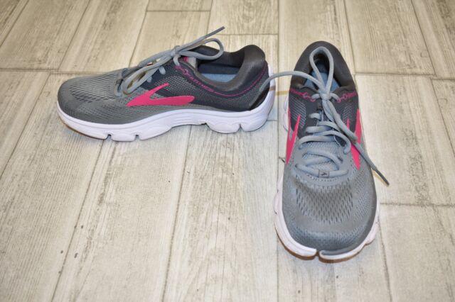 4afe587e5ab6d Brooks Anthem Running Shoes Women s Size 10 B Grey