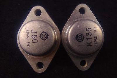 1PCS K135 Transistor TO-3 2SK135