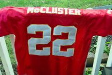 EXCELLENT Kansas Chiefs Dexter McCluster 22 FOOTBALL Jersey Reebok Equipment  NFL 7c4b7c596