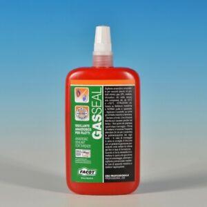 Sigillante anaerobico per acqua gas gasolio Gas Seal 100 gr Facot