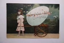 alte  Ansichtskarte Ostern Osterfest   um 1908