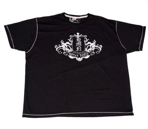 15XL Honeymoon Übergrössen Fahion T-Shirts für Herren 3XL