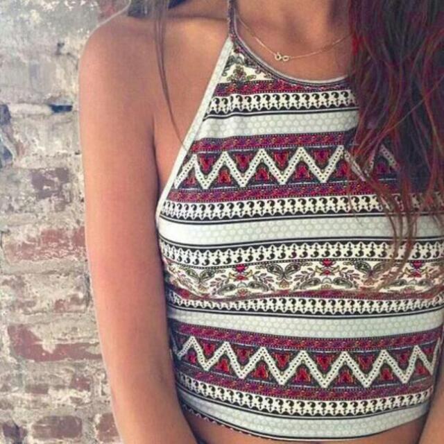 Nice Women/Girl Boho Tank Tops Bustier Bra Vest Crop Bralette Shirt Blouse Cami