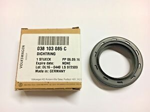 GENUINE-Audi-VW-1-9-2-0-TDi-Camshaft-Seal-Also-fits-other-engines-038103085C