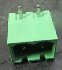 PHOENIX CONTACT MSTBA 2,5//15-G BK CONTACT CONNECTOR--SA