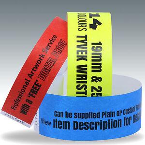 Custom-Printed-Tyvek-Wristbands-19-or-25mm-Supplied-Plain-or-Personalised